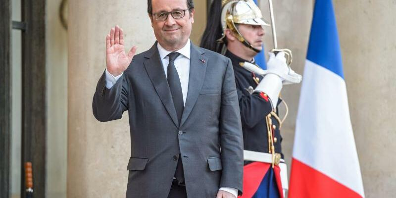 Präsident Hollande - Foto: Christophe Petit Tesson