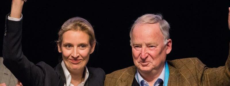 Weidel und Gauland - Foto: Rolf Vennenbernd