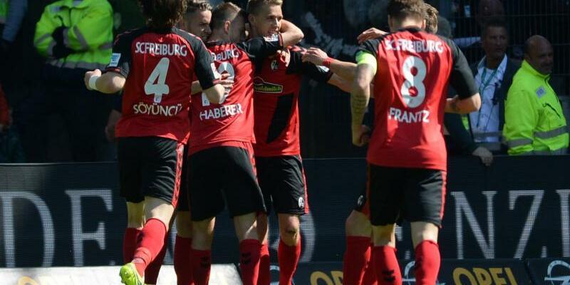 SC Freiburg - Bayer Leverkusen - Foto: Patrick Seeger