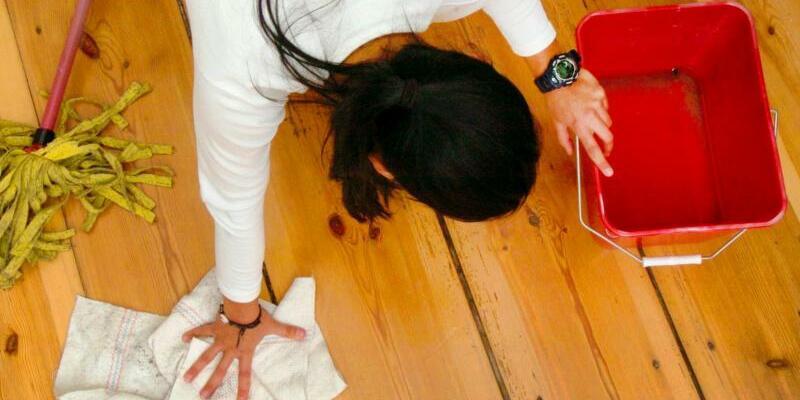 Hausarbeit - Foto: Ralf Hirschberger