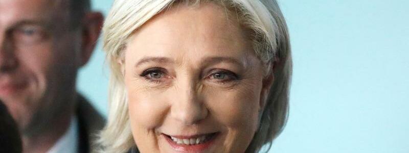 Marine Le Pen - Foto: Frank Augstein