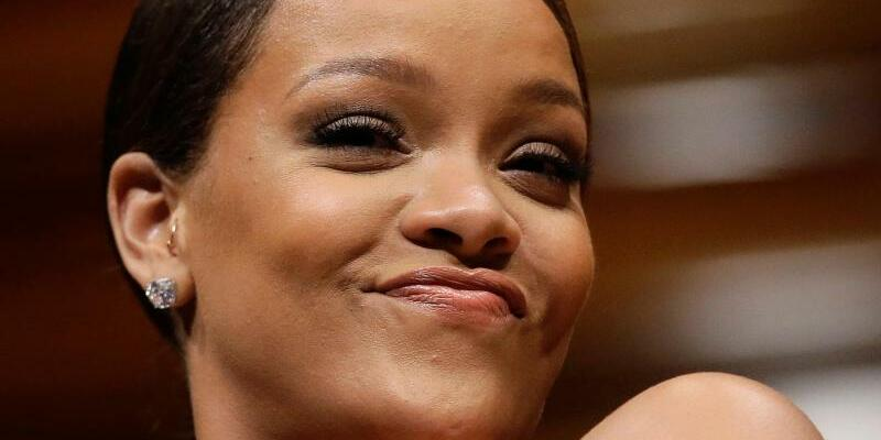 Rihanna - Foto: Steven Senne