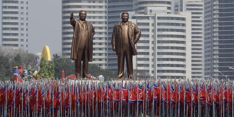 Nordkorea - Foto: Wong Maye-E