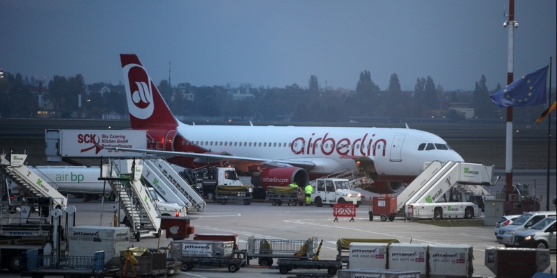 Air-Berlin-Maschine - Foto: über dts Nachrichtenagentur