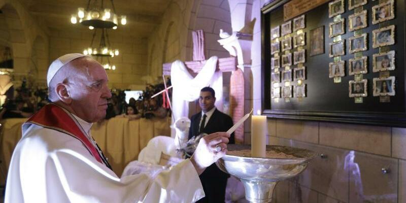 Papst in Ägypten - Foto: Gregorio Borgia