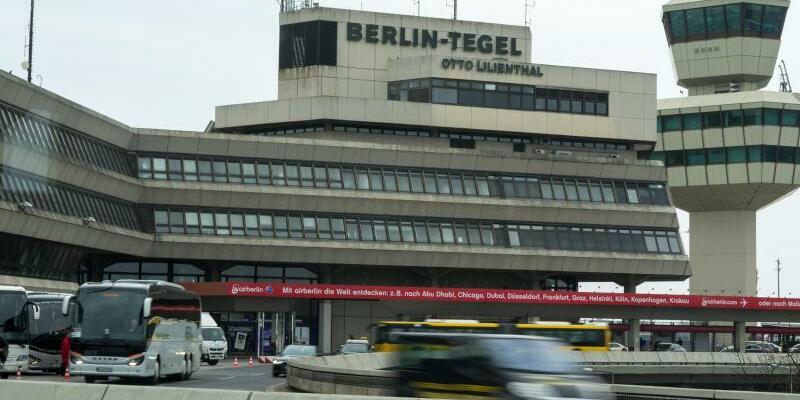 Flughafen Tegel - Foto: Monika Skolimowska
