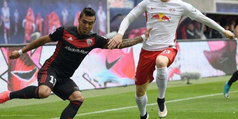 RB Leipzig - FC Ingolstadt 04 - Foto: Hendrik Schmidt