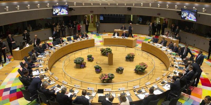 EU-Gipfel - Foto: Virginia Mayo
