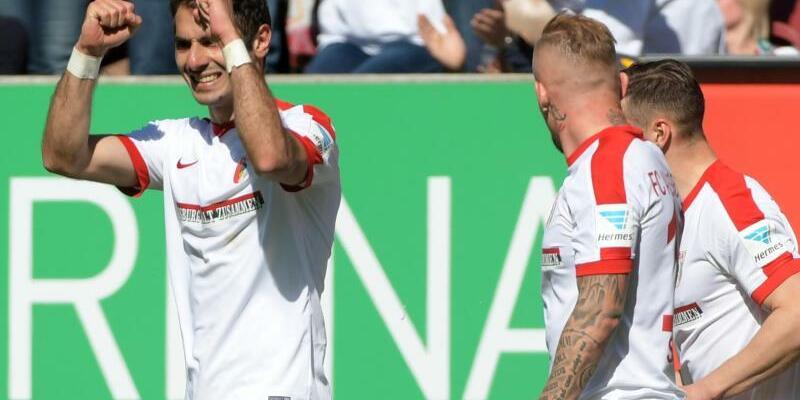 FC Augsburg - Hamburger SV - Foto: Stefan Puchner