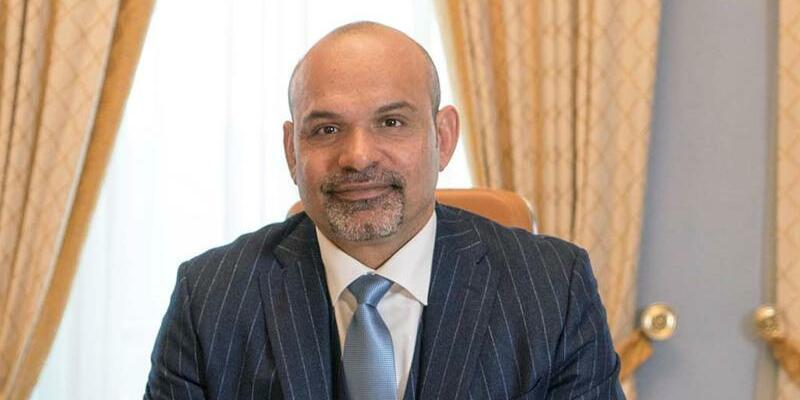 Ali Abdullah al-Ahmed - Foto: Botschaft der VAE