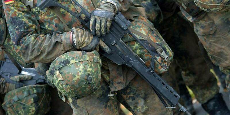 Bundeswehr - Foto: Stefan Sauer