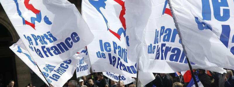 1. Mai in Paris - Foto: Thibault Camus