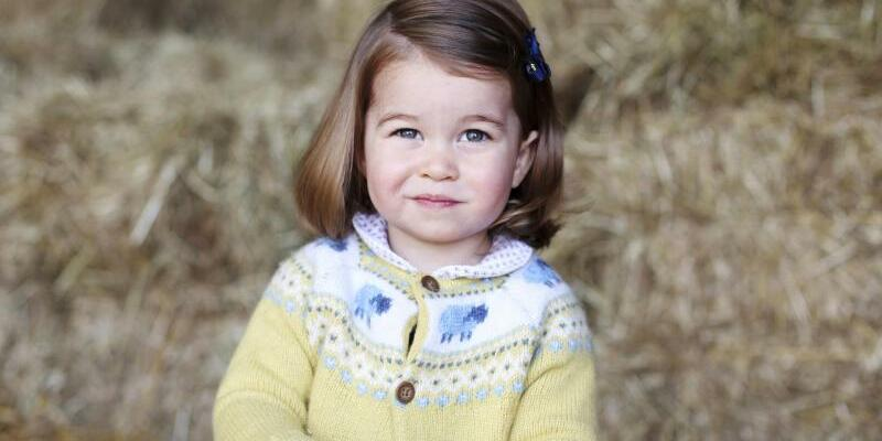 Prinzessin Charlotte - Foto: The Duchess Of Cambridge