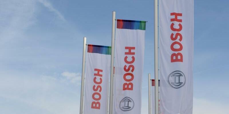 Bosch-Logo - Foto: Franziska Kraufmann