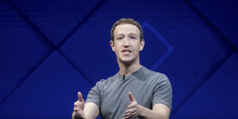 Mark Zuckerberg - Foto: Noah Berger
