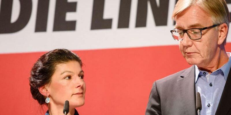 Die Linke - Foto: Gregor Fischer/Archiv
