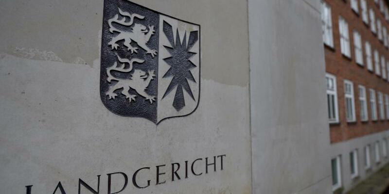 Landgericht in Kiel - Foto: Carsten Rehder