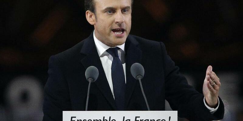 Emmanuel Macron - Foto: Thibault Camus