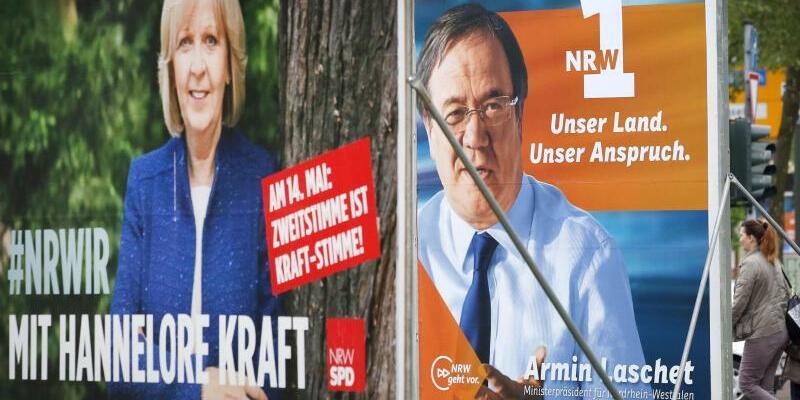 Wahlplakate NRW - Foto: Martin Gerten