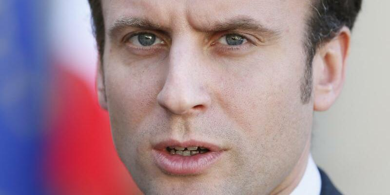 Emmanuel Macron - Foto: Etienne Laurent