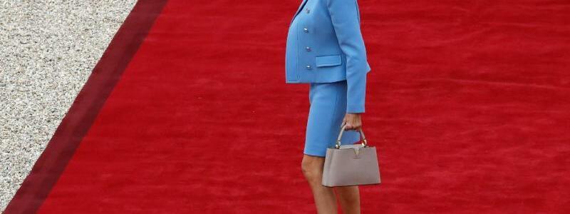 Brigitte Macron - Foto: Patrick Kovarik