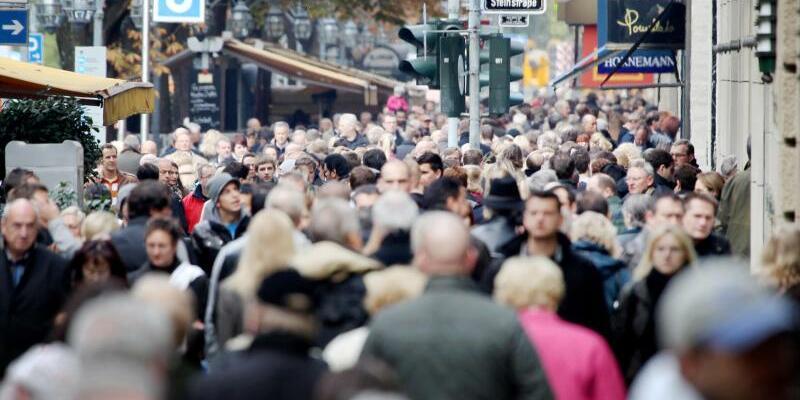 Verkaufsoffener Sonntag - Foto: Martin Gerten/Archiv
