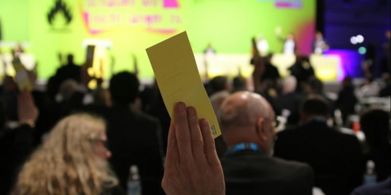 FDP-Parteitag 2017 - Foto: über dts Nachrichtenagentur