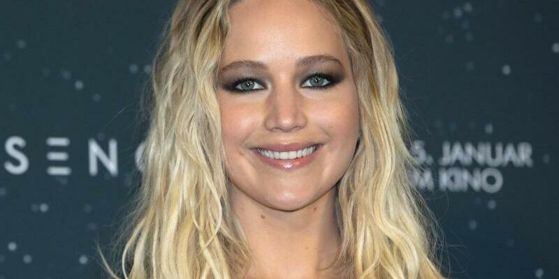 Jennifer Lawrence - Foto: Jörg Carstensen