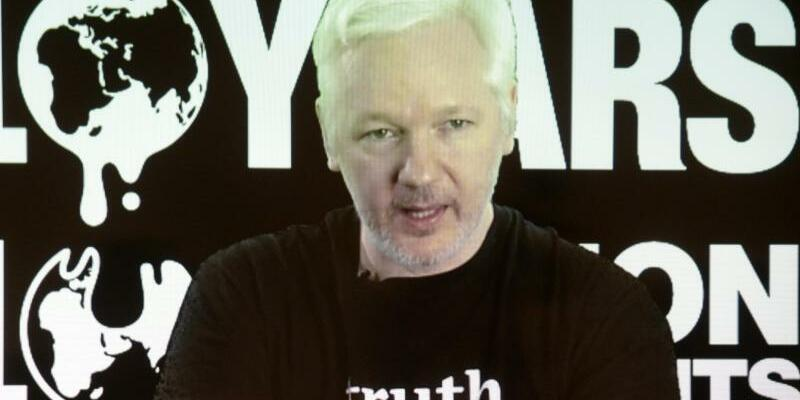 Julian Assange - Foto: Maurizio Gambarini/Archiv