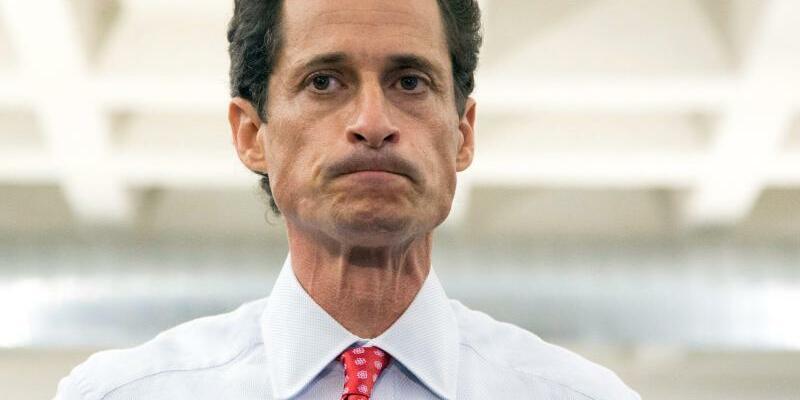 Anthony Weiner - Foto: Andrew Kelly/Archiv