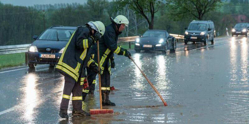 Überflutung - Foto: Johannes Krey