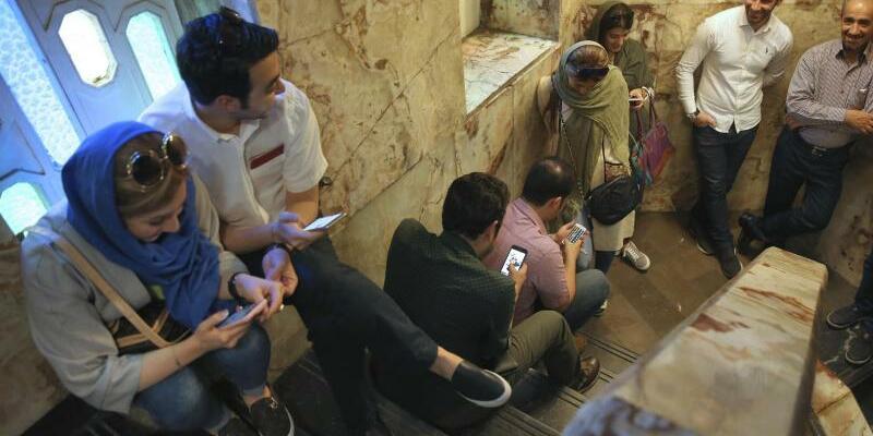 Wahlen im Iran - Foto: Vahid Salemi