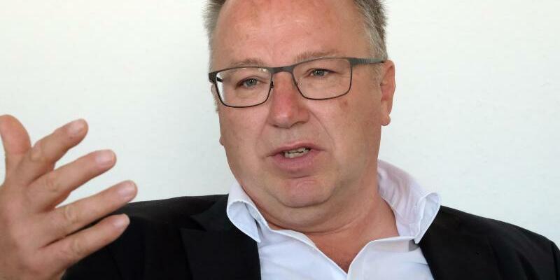 Michael Eberhardt - Foto: Bernd Weissbrod