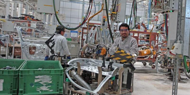 VW-Werk Puebla - Foto: Heiko Lossie