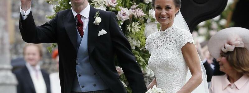Das Brautpaar - Foto: Kirsty Wigglesworth