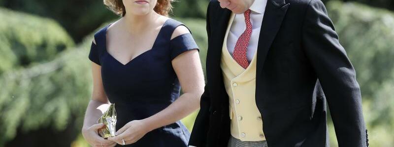 Prinzessin Eugenie mit ihrem Freund Jack - Foto: Kirsty Wigglesworth