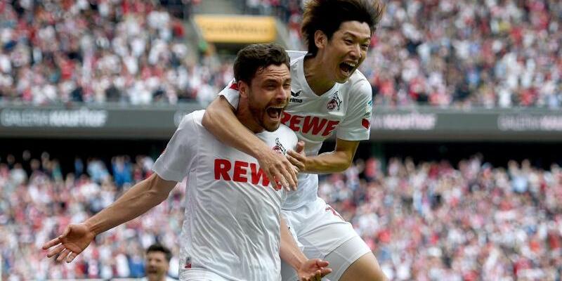 1. FC Köln - FSV Mainz 05 - Foto: Jonas Güttler