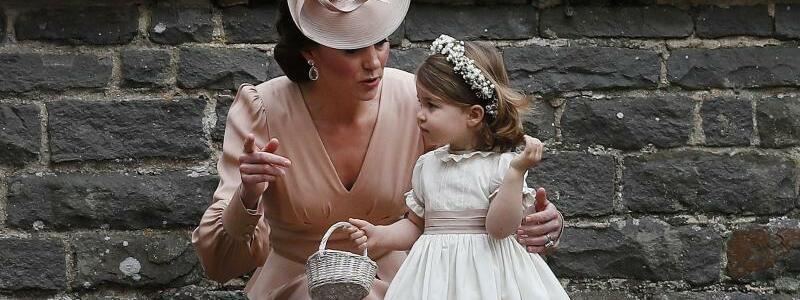 Kate und Charlotte - Foto: Kirsty Wigglesworth