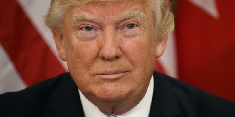 US-Präsident Trump - Foto: Evan Vucci
