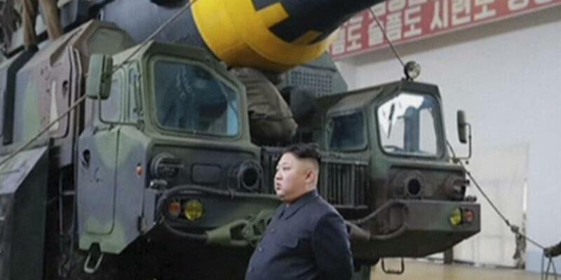 Koreakonflikt - Foto: KRT/AP/dpa