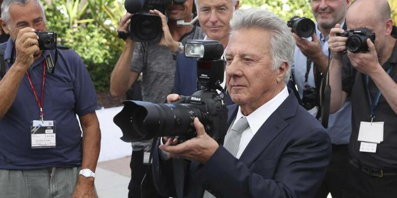 Dustin Hoffman - Foto: Alastair Grant