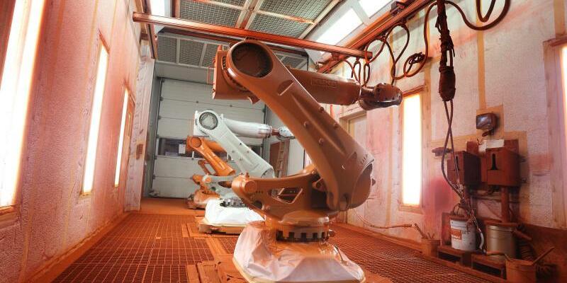 Maschinenbau - Foto: Karl-Josef Hildenbrand