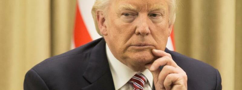 US-Präsident Trump - Foto: Atef Safadi