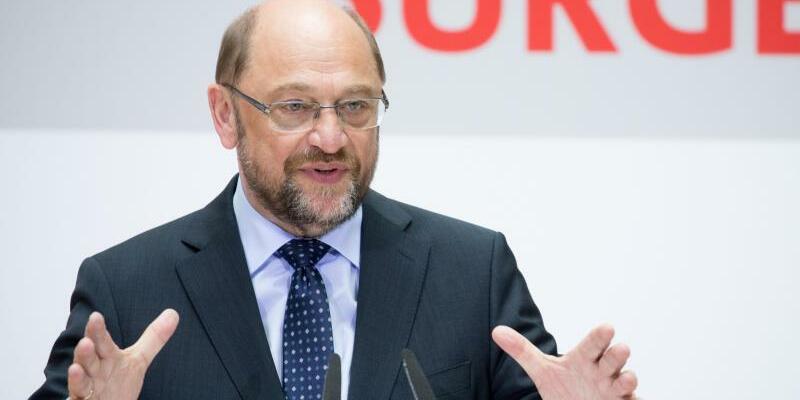 Schulz - Foto: Kay Nietfeld
