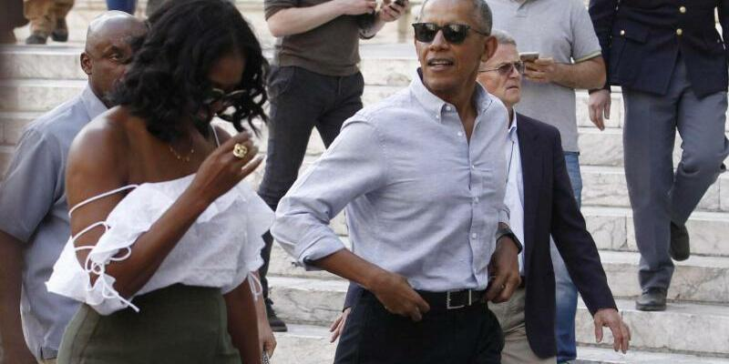 Obama - Foto: Fabio Di Pietro