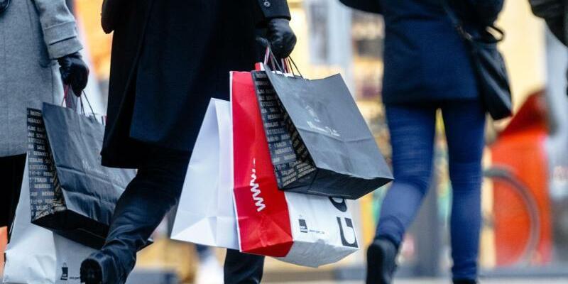 Einkaufen - Foto: Markus Scholz/Illustration
