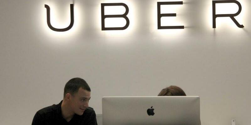 Uber - Foto: Christoph Dernbach