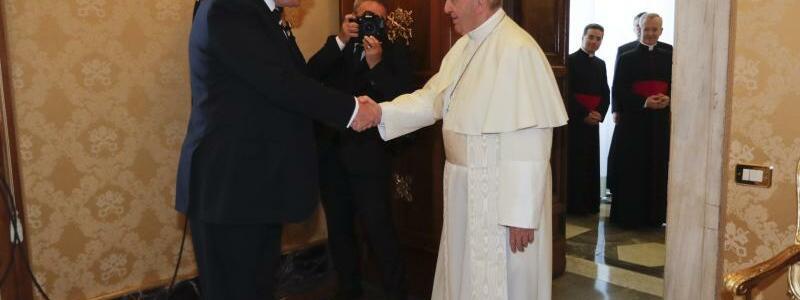 Im Vatikan - Foto: Alessandra Tarantino