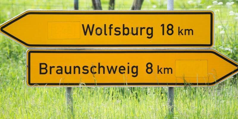 Wolfsburg oder Braunschweig - Foto: Julian Stratenschulte