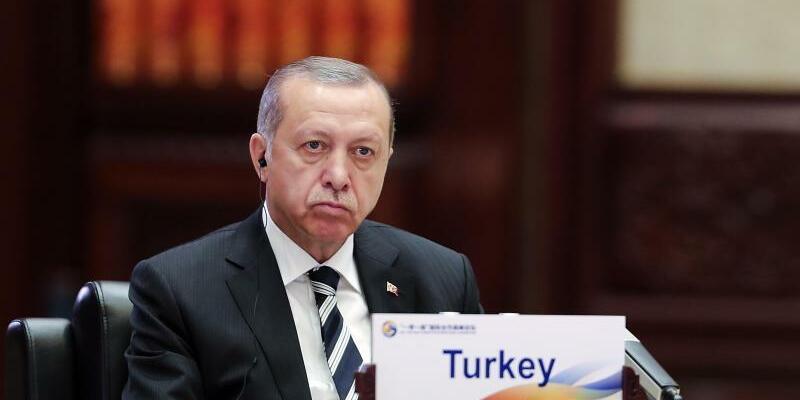 Präsident Erdogan - Foto: Lintao Zhang